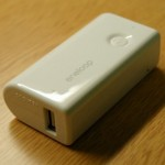 モバイルバッテリーKBC-L3Sとかを購入