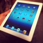 新型iPadを買ったよ!雑感とか