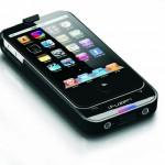 iPhone4/4S用ケース一体型ポータブルアンプがAmazonで82%オフの2480円