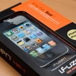 iPhone4用ケース一体型アンプi.Fuzen HP-1