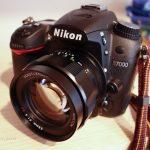 コシナ フォクトレンダー NOKTON 58mm f1.4 SLⅡ Nでフィギュアを撮ってきた